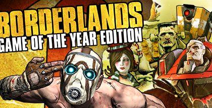 Borderlands v1.5.0.0 GOTY