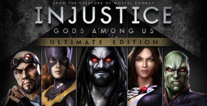Injustice: Gods Among Us Update 5