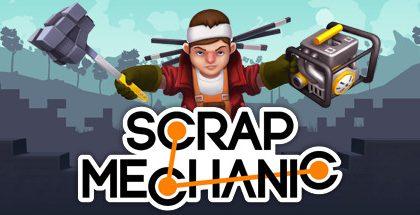 Scrap Mechanic v0.3.5.479