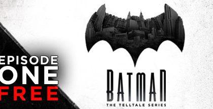 Batman: The Telltale Series Episode 1-5