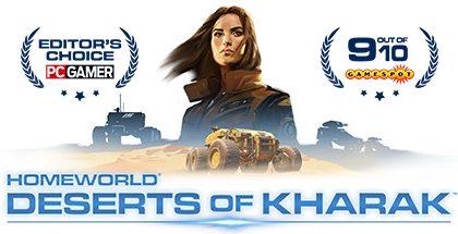 Homeworld: Deserts of Kharak v1.3.0