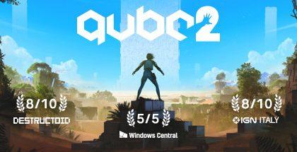 Q.U.B.E. 2 v1.8