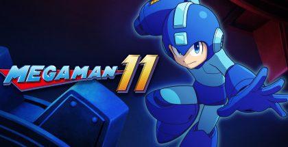 Mega Man 11 v1.0.0.1