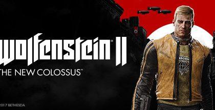 Wolfenstein 2: The New Colossus Update 10