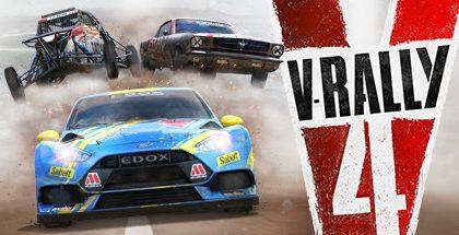 V-Rally 4: Ultimate Edition v1.08
