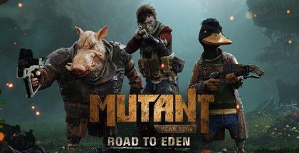 Mutant Year Zero: Road to Eden v1.08
