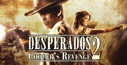 Desperados 2: Cooper's Revenge v1.01