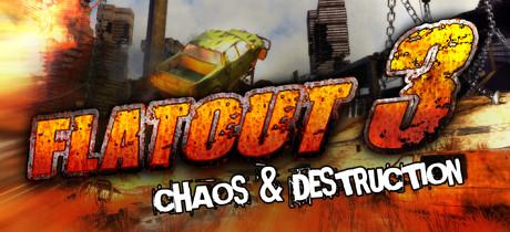 Flatout 3 Chaos & Destruction
