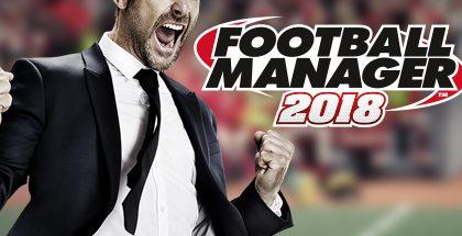 Football Manager 2018 v18.3.3