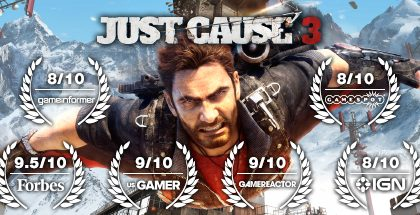 Just Cause 3 v1.05
