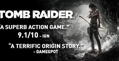 Tomb Raider Лара Крофт v1.1.748.0