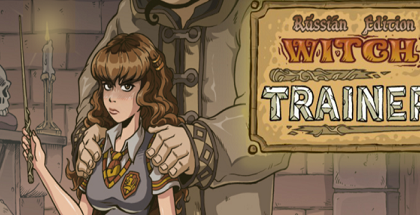 Witch Trainer v1.6
