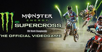 Monster Energy Supercross — The Official Videogame