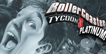 RollerCoaster Tycoon 3: Platinum v3.2.8.13