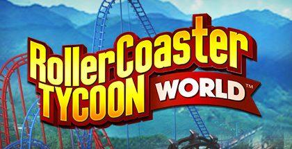 RollerCoaster Tycoon World v1.0u4