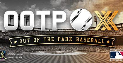 Out of the Park Baseball 20 v20.4.40